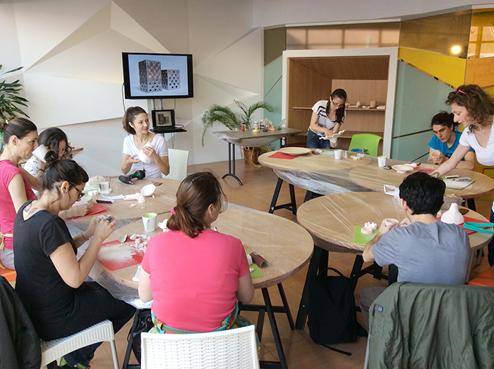 Curs Ceramica - design de obiect - Creative Learning - Designist (13)