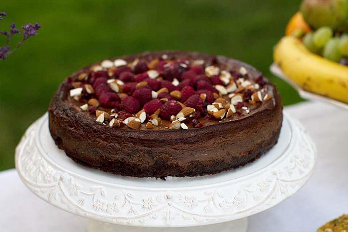 2.cheesecake cu ciocolata si Guinness,
