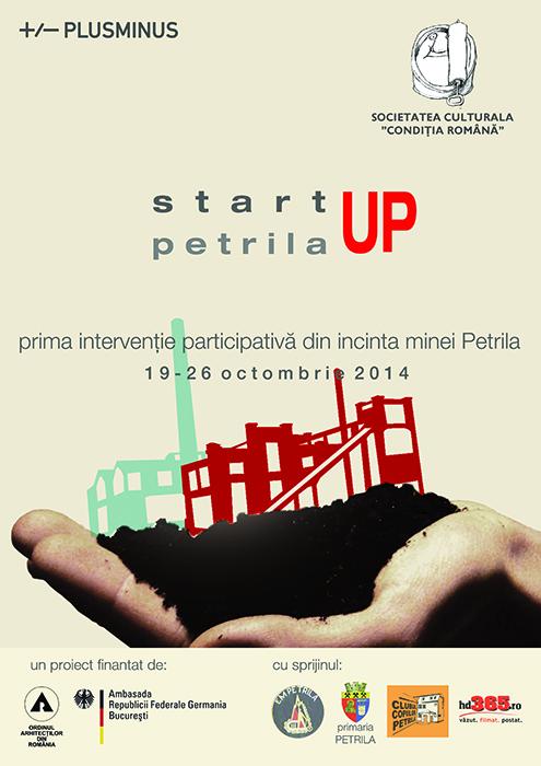 Start-up Petrila - Designist