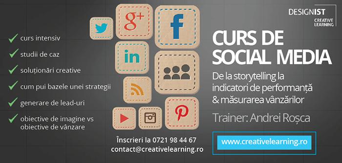 Vizual Curs Social Media