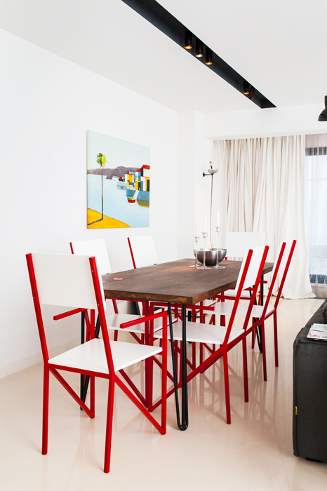 Apartament Bucuresti - Designist (1)