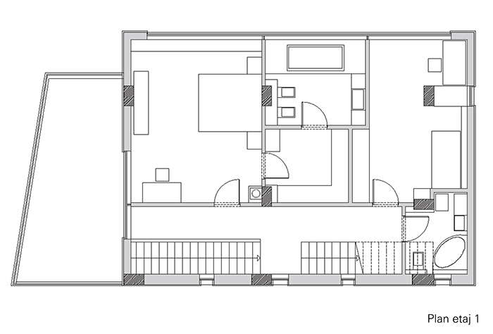 Casa SYAA - Bucuresti - Designist (13)