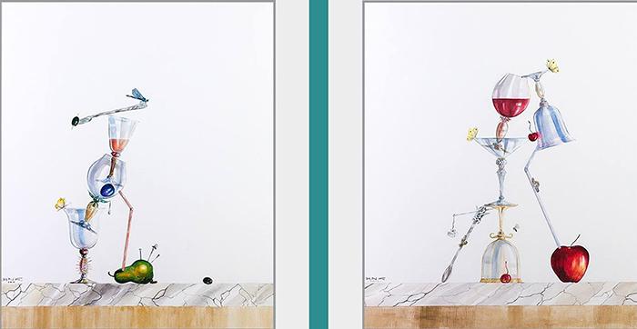 Artist Hamid Nicola Katrib - Designist (2)