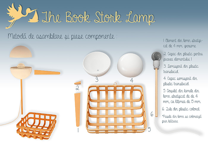 Cristina Bulat Book Stork 2 - Designist
