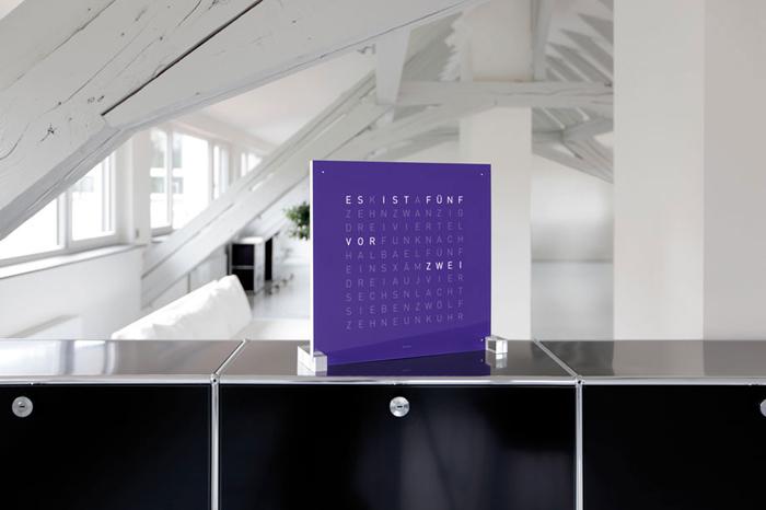 4Word Clock - Designist