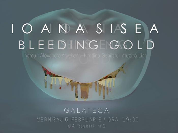 afis_ioana sisea_bleeding gold