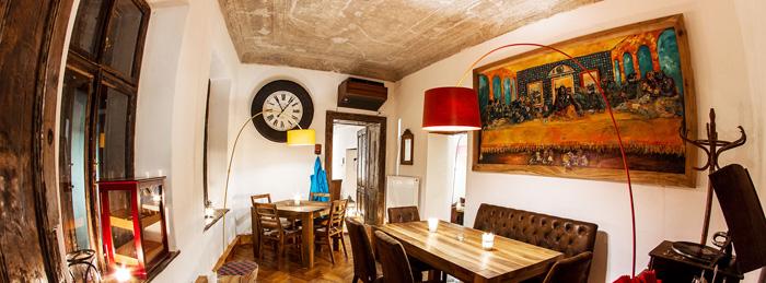 1Lilis Cafe - Sibiu - Designist