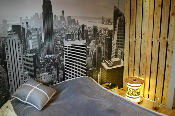 2New York lampp - bricolaj - Designist