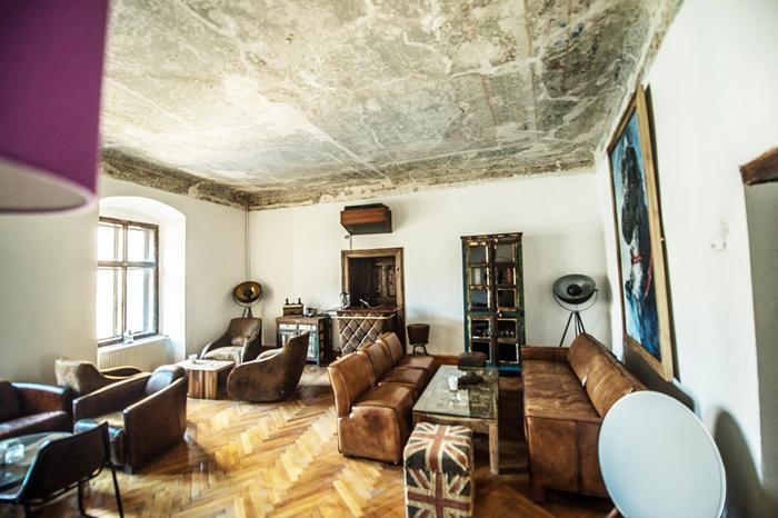 3Lilis Cafe - Sibiu - Designist