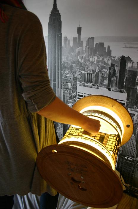 6New York lampp - bricolaj - Designist