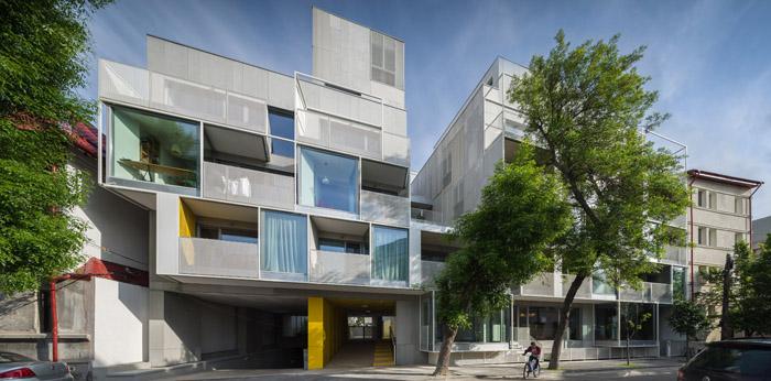 7ADN Birou de arhitectura - Designist