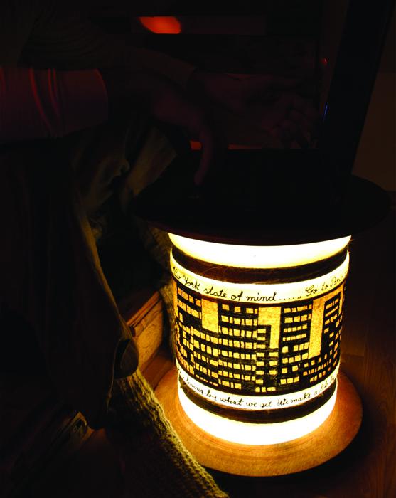 7New York lampp - bricolaj - Designist