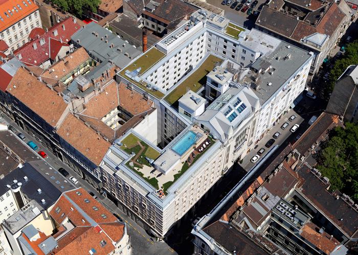 8Continental Hotel Budapest - Designist