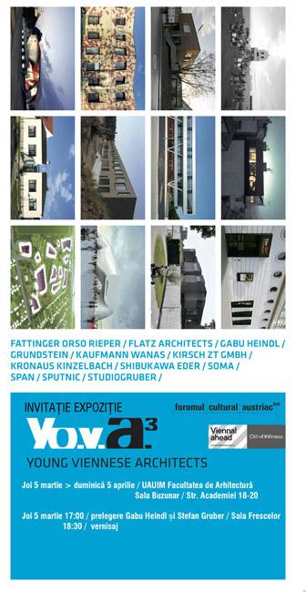 Invitatie Yo.V.A 3 - Designist