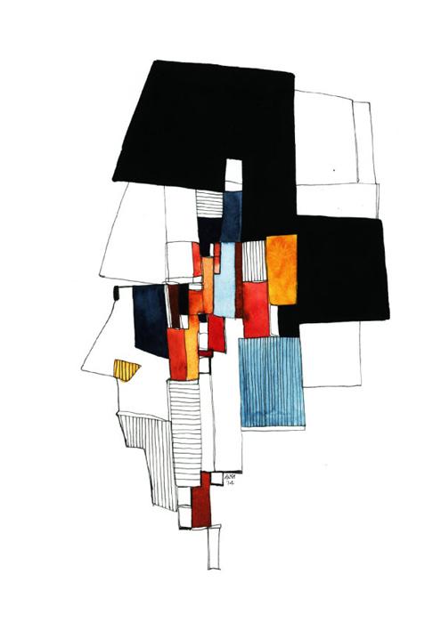 Un român va semna designul grafic a 20.000 de cutii de cafea illy designist 01 Autoportret - Andrei Macesanu