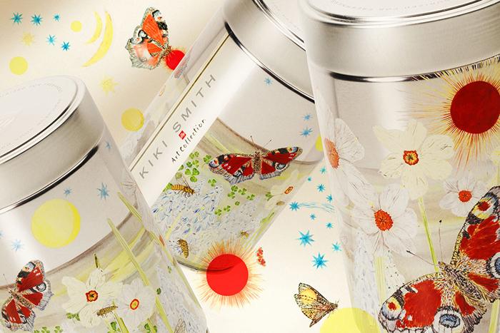 Un român va semna designul grafic a 20.000 de cutii de cafea illy designist 01 Kiki Smith