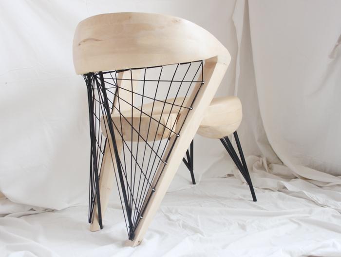 4Beniamin Zagrean - mobilier sculptural - Designist