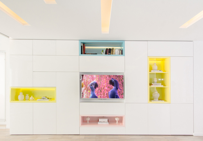 5Apartament colorat exotic - Hamid Nikola Katrib - Designist