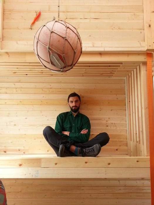 7Salt workshop - Mihai Mardare - Designist