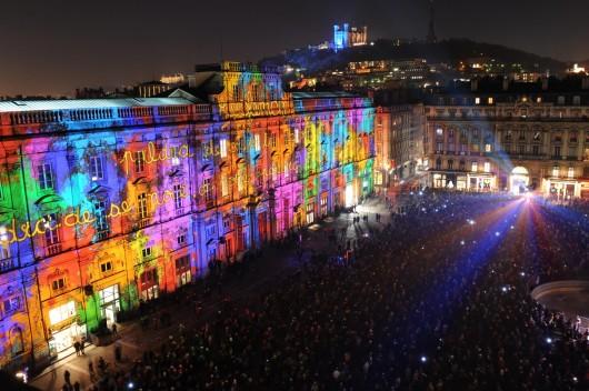 Foto Lyon Festival of Lights