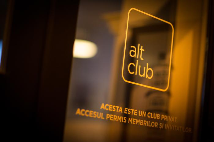 19Alt Club - Timisoara - Designist