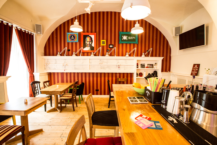2Alt Club - Timisoara - Designist