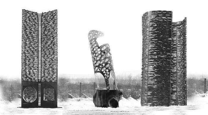 2Scara lumii - expo Liviu Mocan - Designist