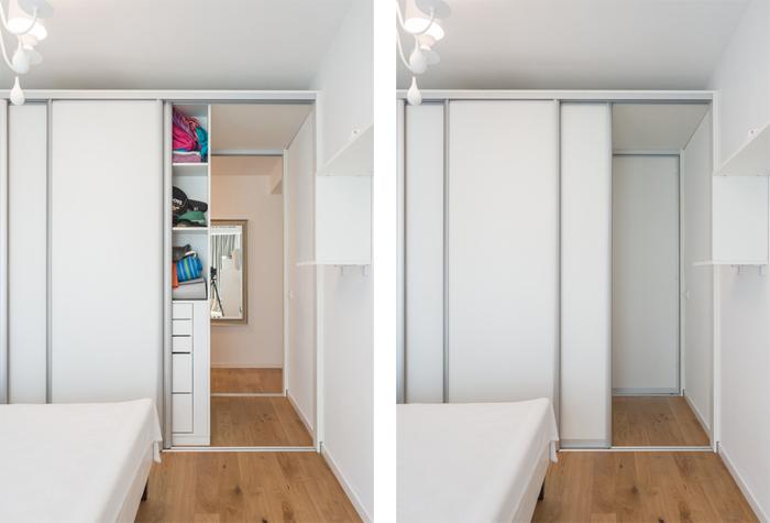 Colaj 1 dormitor - Designist