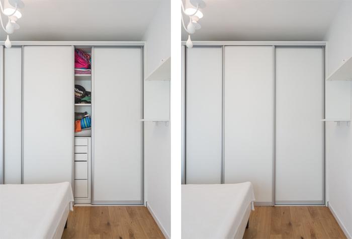 Colaj 2 dormitor