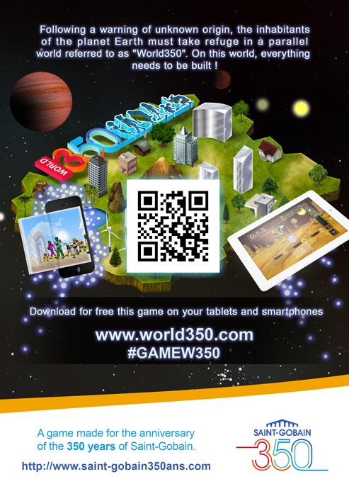 1World350 joc - Saint-Gobain - Designist