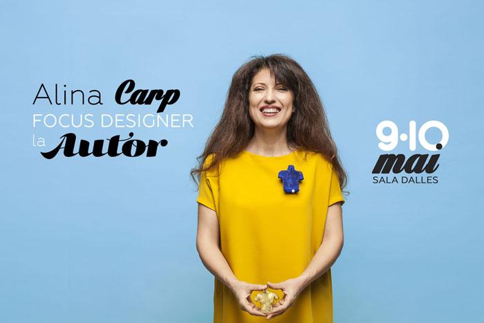 Focus Designer Alina Carp