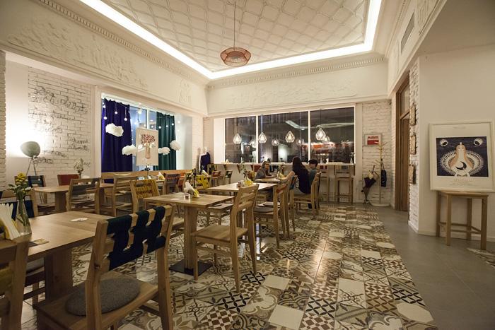 13Restaurant Victoriei 18 - Designist