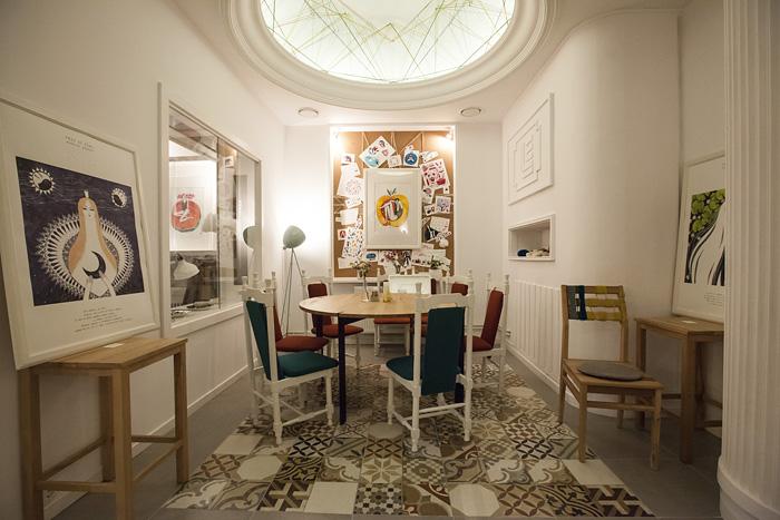 14Restaurant Victoriei 18 - Designist