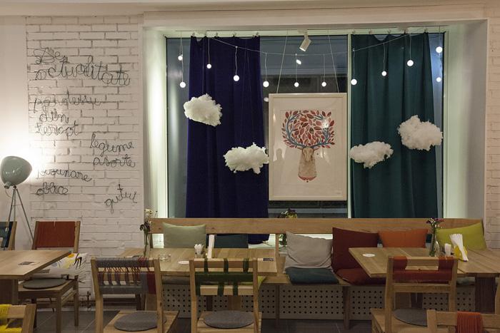 15Restaurant Victoriei 18 - Designist