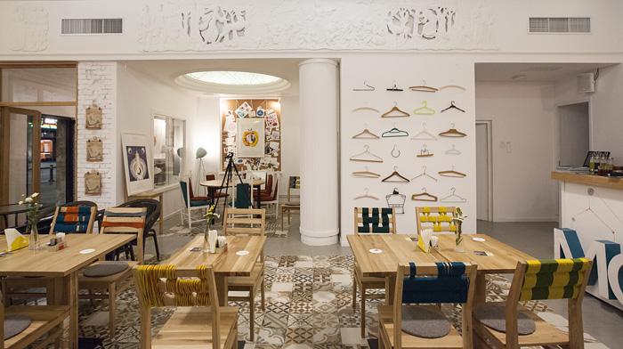 16Restaurant Victoriei 18 - Designist