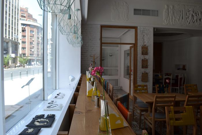 1Restaurant Victoriei new - Designist