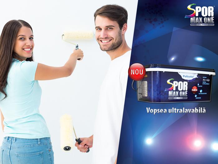 2Policolor Spor Max One - Designist