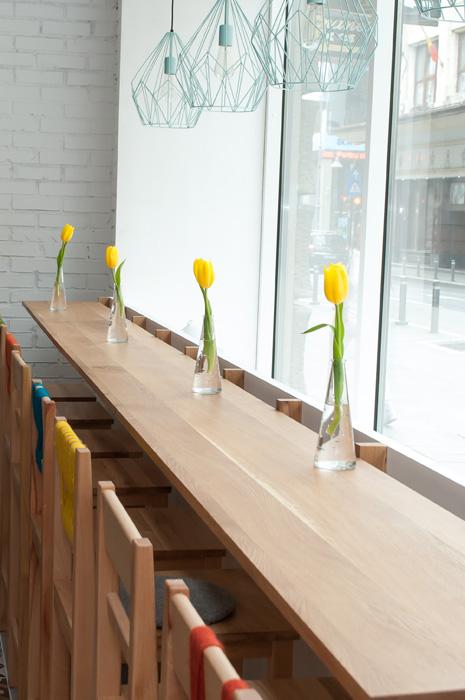 2Restaurant Victoriei 18 - Designist