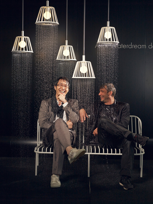 2Shower lamp - Nendo - Designist