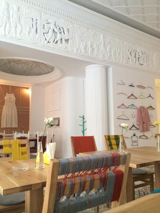 3Restaurant Victoriei new - Designist