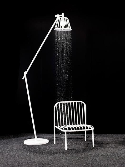 3Shower lamp - Nendo - Designist