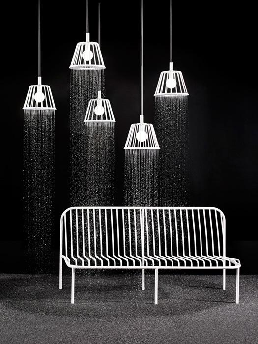 4Shower lamp - Nendo - Designist