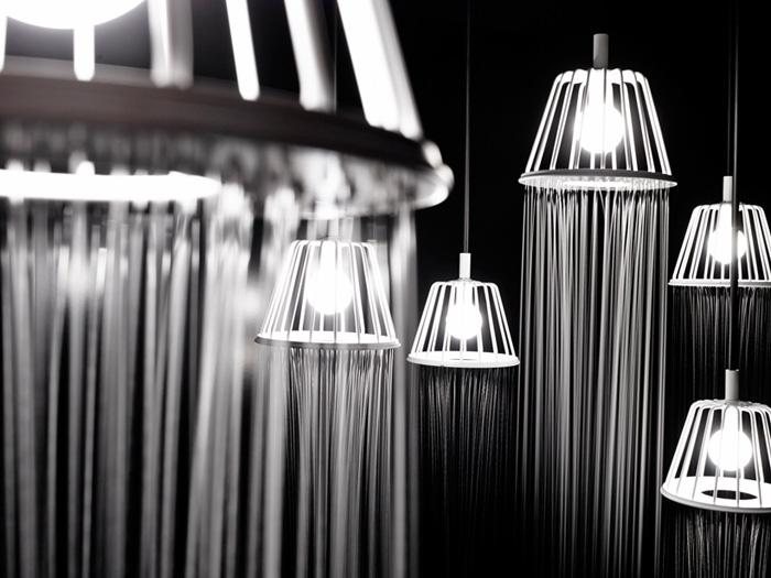 5Shower lamp - Nendo - Designist