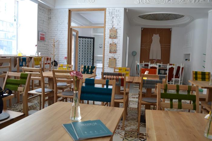 6Restaurant Victoriei 18 - Designist
