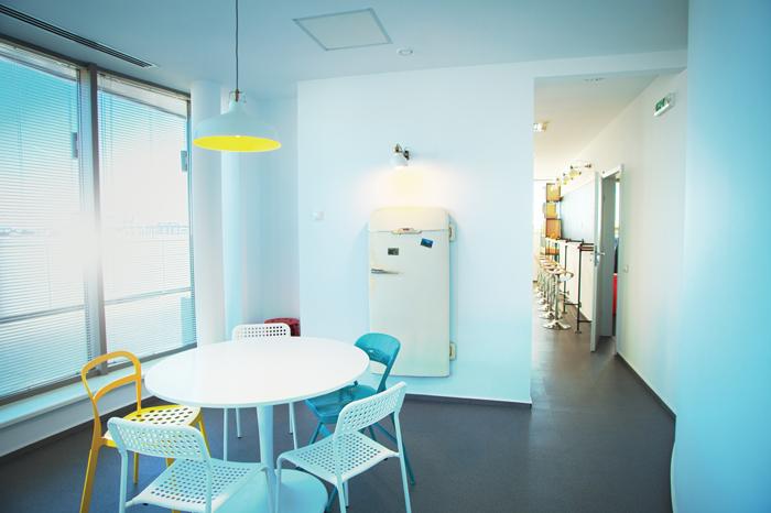 Așa arată biroul unor foști corporatiști, acum freelanceri 10