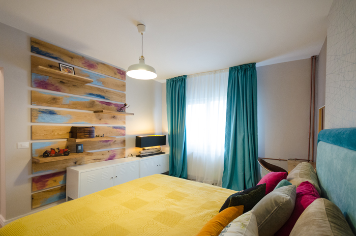 12Apartament Copper - Bucuresti - Designist