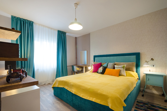 13Apartament Copper - Bucuresti - Designist