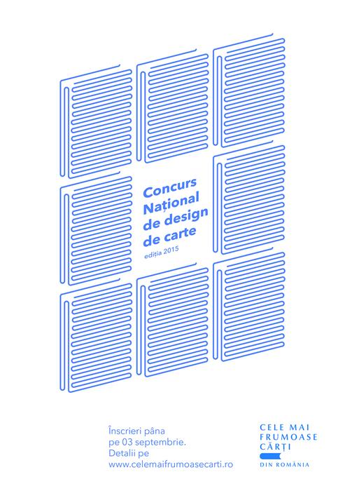 1Concurs Cele mai frumoase carti - Designist