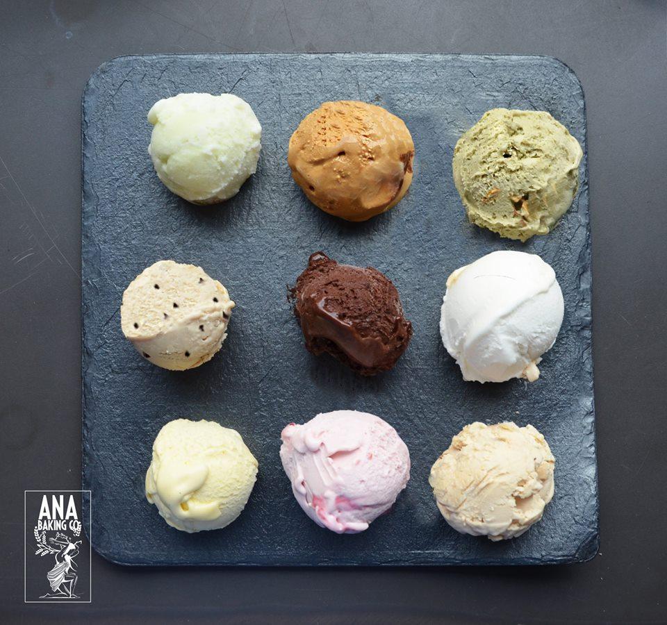 6Ana Baking Co - meniul de vara - Designist