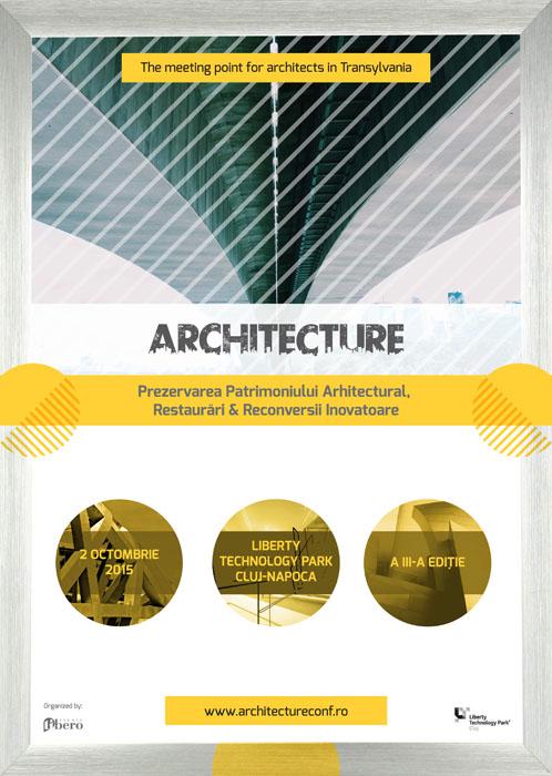 Architecture 2015 - afis 31iul